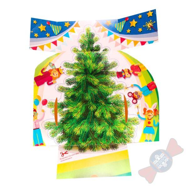 Детский подарок новый год Ёлка