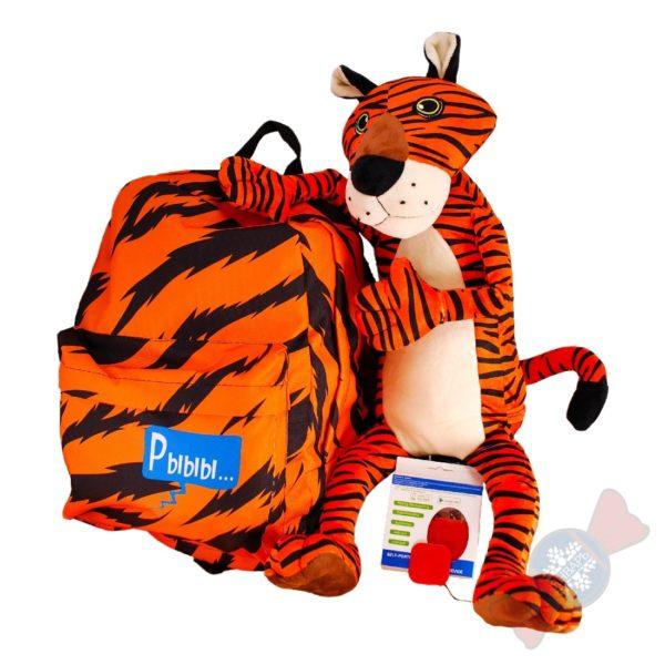 """Купить детские новогодние подарки оптом """"Тигриный Рыыы"""""""