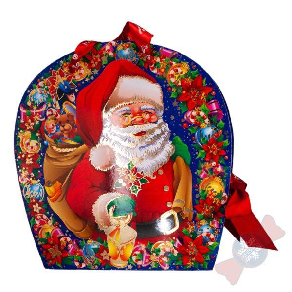 """Корпоративные новогодние подарки """"Санта Сладкий"""""""