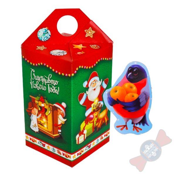 Новогодний подарок с магнитом Дед Мороз